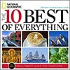 The 10 Best of Everything Book Cover