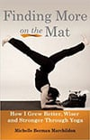 Finding More On the Mat Book Cover and Mark Malatesta Review