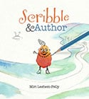 Scribble and Author by Miri Leshem-Pelly