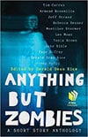 Anything But Zombies Book Cover and Mark Malatesta Review