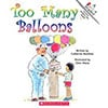 Book Cover for Too Many Balloons by Catherine Matthias