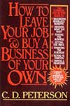 Book Cover for Leave your Job by C.D. Peterson
