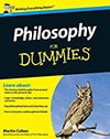 Book Cover for Philosophy for Dummies by Martin Cohen PhD