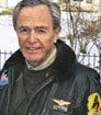 """Photo of author Pete """"C.D."""" Peterson"""