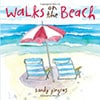 Book Cover for Walks on the Beach by Sandy Gingras