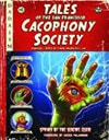 Tales of the Cacophany Society Book Cover and Mark Malatesta Review