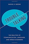 Book Cover for Trouble Talking by Daniel Boone